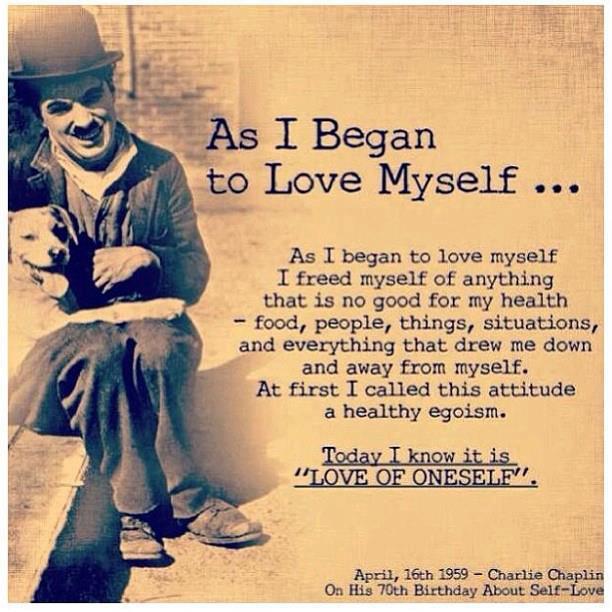 love oneself